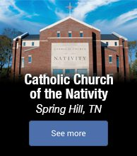 Catholic Church of the Nativity, Spring Hill, Tennessee capital campaign