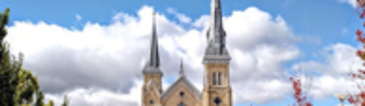 Cathedral of Saint Andrew, Grand Rapids, MI